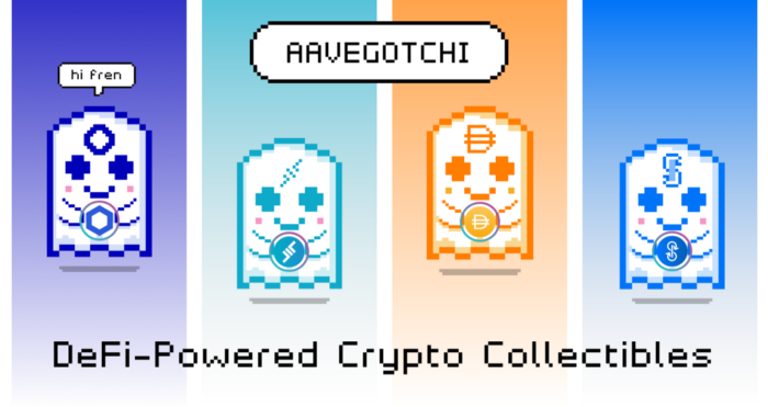 Aavegotchi Takes Digital Pets To The Next Level With 100% On-Chain NFTs   Chainlink Today